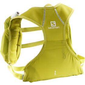 Salomon Agile 2 Set Backpack, citronelle/sulphur spring